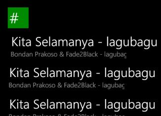 Fix Lagu dan Gambar Kembar Lebih dari satu Windows Phone