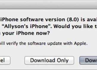 Cara Mudah Install atau Upgrade iOS 8 Menggunakan iTunes