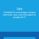 Solusi BBM Koneksi Error di Android