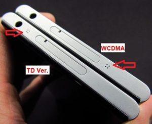 Perbedaan Jaringan TD-SCDMA dan WCDMA di Xiaomi Mi3