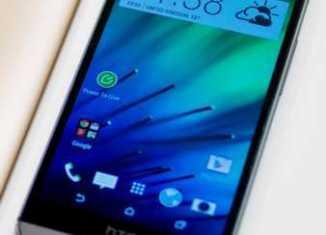 Cara Screenshot di HTC One M8