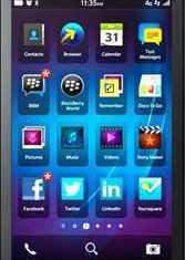 Cara Mematikan Screen Reader BlackBerry OS 10
