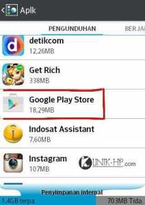 Solusi Masalah Autentikasi Akun Google Play Store 1