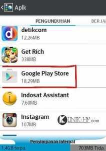 Solusi Masalah Autentikasi Akun Google Play Store