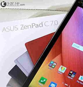Solusi Asus ZenPad C 7.0 Yang Bermasalah (Lag, Hang, Restart, Battery Boros)