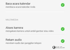 Solusi Tidak Bisa Kirim Pesan Suara BBM Xiaomi (Semua Tipe)