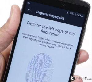Cara Mengaktifkan Fingerprint Lenovo Vibe K4 Note