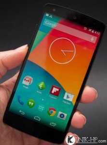 Cara Mudah Capture atau Screenshot Google Nexus 5