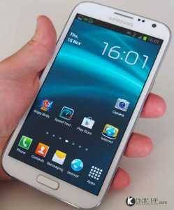 Tips Cara Cek Hardware Samsung Galaxy Note 2