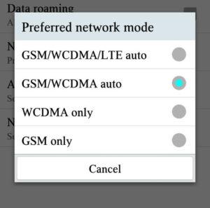 Cara Mengaktifkan 4G LTE LG G Pro 2 Mudah