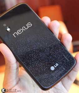 Cara Capture atau Screenshot LG Nexus 4 Mudah