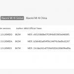 Cara Downgrade ROM MIUI Xiaomi Dengan Mudah (Semua Tipe)