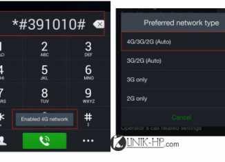 Cara Setting 4G LTE OPPO R5 Dengan Mudah