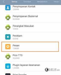 Solusi Sayangnya Pesan Telah Berhenti Xiaomi (Mudah) - Aplikasi Pesan