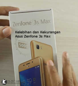 Review Kelebihan Asus Zenfone 3S Max Serta Kekurangannya, Lengkap