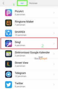 Solusi Smule Tidak Bisa Video di Xiaomi (Semua Tipe) Mudah - App Smule