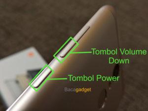 Cara Capture atau Screenshot Xiaomi Redmi Note (Semua Tipe)