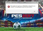 Solusi d3dx9_43.dll is missing PES 2017 di Sertai Gambar
