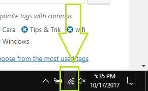 Cara Melihat Password Wifi Yang Tersimpan Di Laptop Bacagadget Com