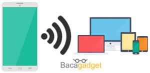 Cara Setting HP Sebagai Hotspot WiFi (Semua Merk HP)