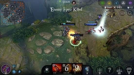 Macam - Macam atau Alternatif Game Keren Selain Mobile Legends - Vainglory