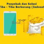 Penyebab dan Solusi Pulsa Tiba - Tiba Berkurang (Indosat & XL)