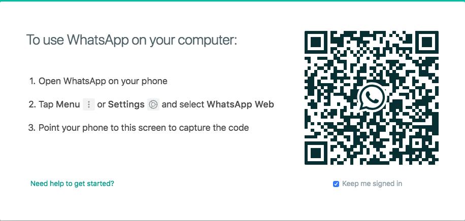 Bacagadget.com - 2 Cara Menggunakan WhatsApp di Laptop : Komputer (Web & App) - Barcode