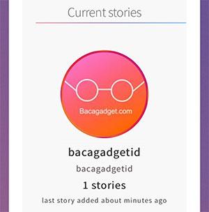 Cara Download Story Instagram (IG) Orang Lain Tanpa Aplikasi (Stories) - info instagram
