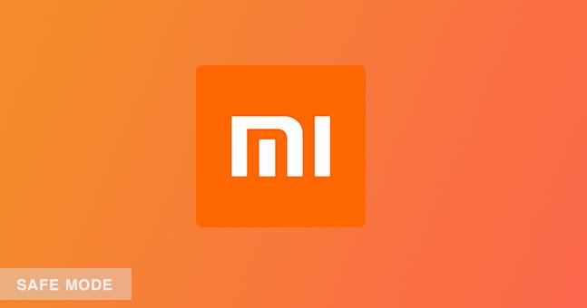 HP Xiaomi Rusak ? Simak Cara Masuk Safe Mode di Xiaomi