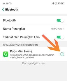 Detail Bluetooth